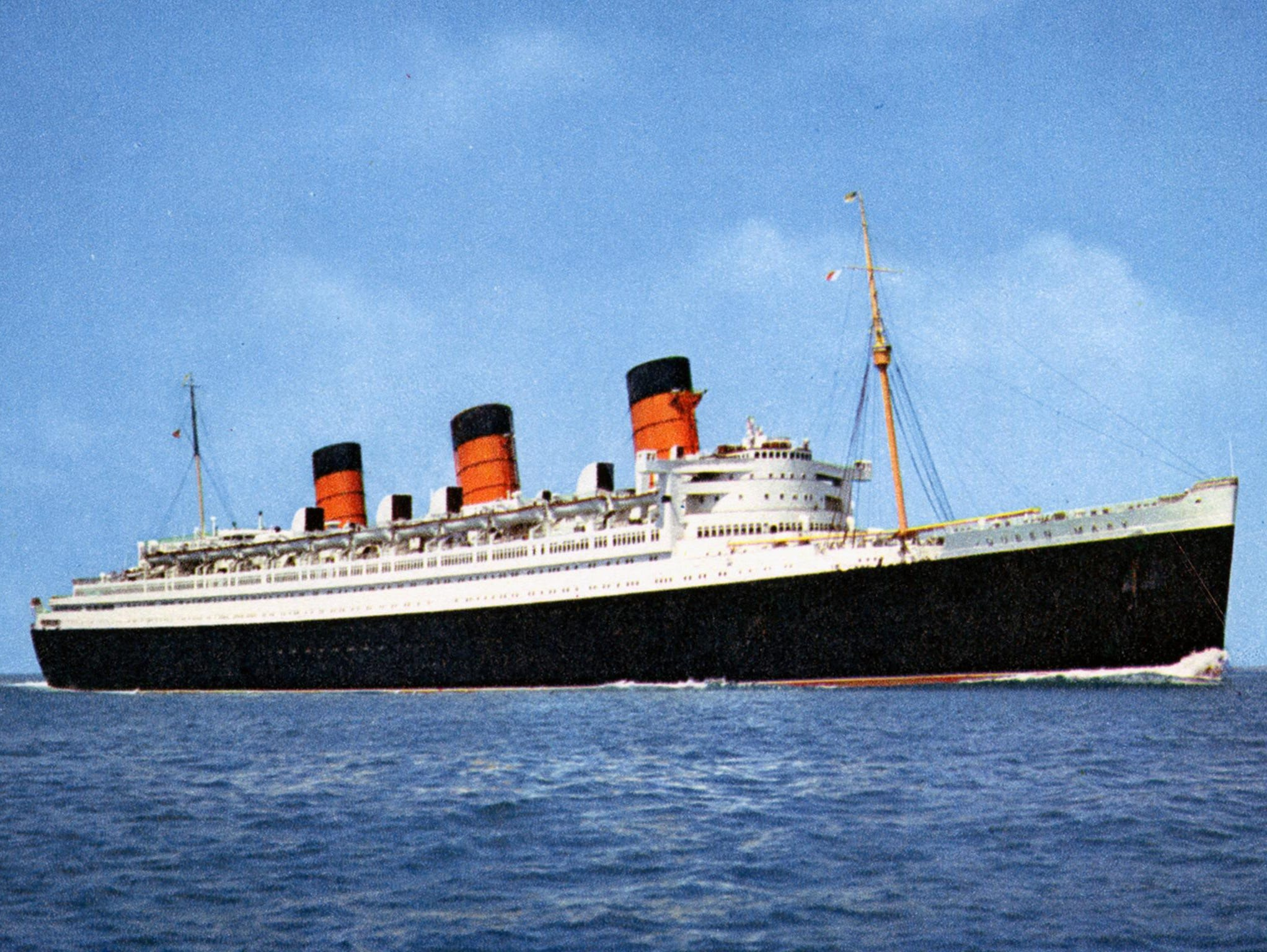 After a long and thorough restoration at Southampton, the Queen Mary returned to trans-Atlantic passenger service on July 31, 1947. Together with the Queen Elizabeth, the two ships maintained weekly crossings for the next two decades. Cunard-White Star Line reverted to Cunard Line in 1949 and in 1998, Cunard was purchased by the Carnival Corp.