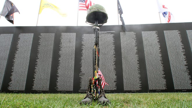 The American Veterans Traveling Tribute & Wall is an 80 percent scale of the Vietnam Memorial in Washington D.C. The Wall will be available for viewing at Margaritaville Bossier City June 9-14.