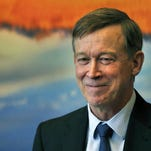 Hillary Clinton's presidential campaign is naming a long roster of Colorado Democrats as its leadership in the state, including Gov. John Hickenlooper, pictured, Sen. Michael Bennet and former Denver mayor Wellington Webb.