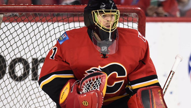Expect Calgary Flames goalie Jonas Hiller to be motivated facing his former team.