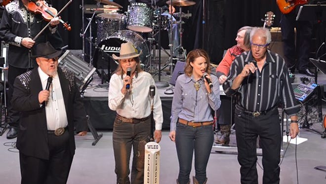 The Legendaires tribute show band brings a touch of Nashville to the Weill Center on Oct. 22.