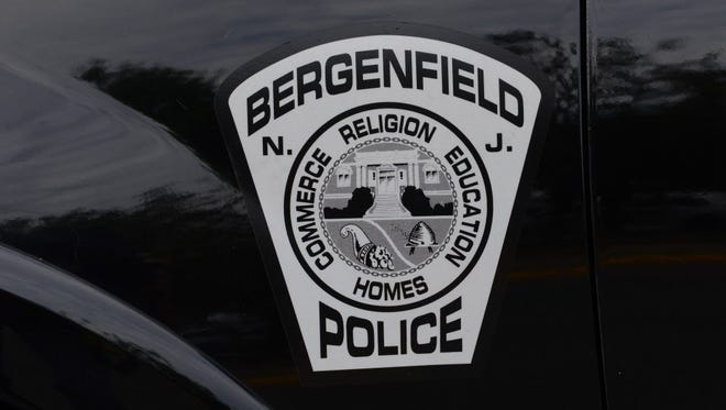 Bergenfield, NJ Police Department logo