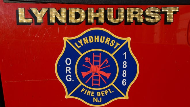 Lyndhurst Fire Department emblem