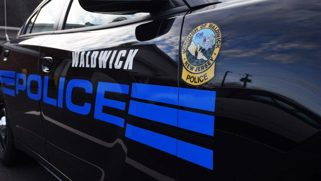 Borough of Waldwick Police car.