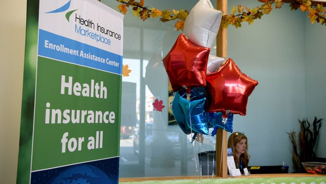 A walk-in enrollment center for the Affordable Care Act was open in Clifton for three months, through Jan. 31, 2016.