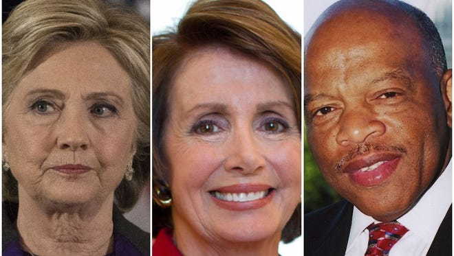 Hillary Clinton, Nancy Pelosi and John Lewis will be among the speakers at Rep. Louise Slaughter's funeral in Rochester.