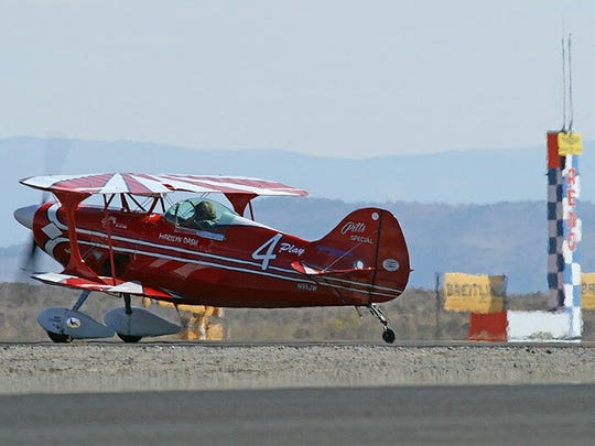 The Reno Air Racing Association will present the 2016 National Championship Air Races and Air Show held Sept. 14–18, 2016 at the Reno-Stead Airport.