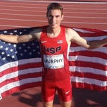 Tri-Village graduate Clayton Murphy won the 800-meter run at the Pan-Am Games last Friday.