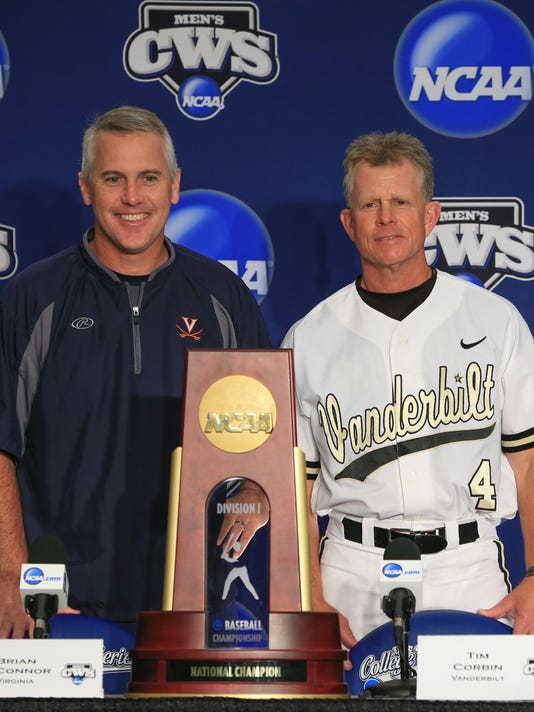 Brian O'Connor, Tim Corbin