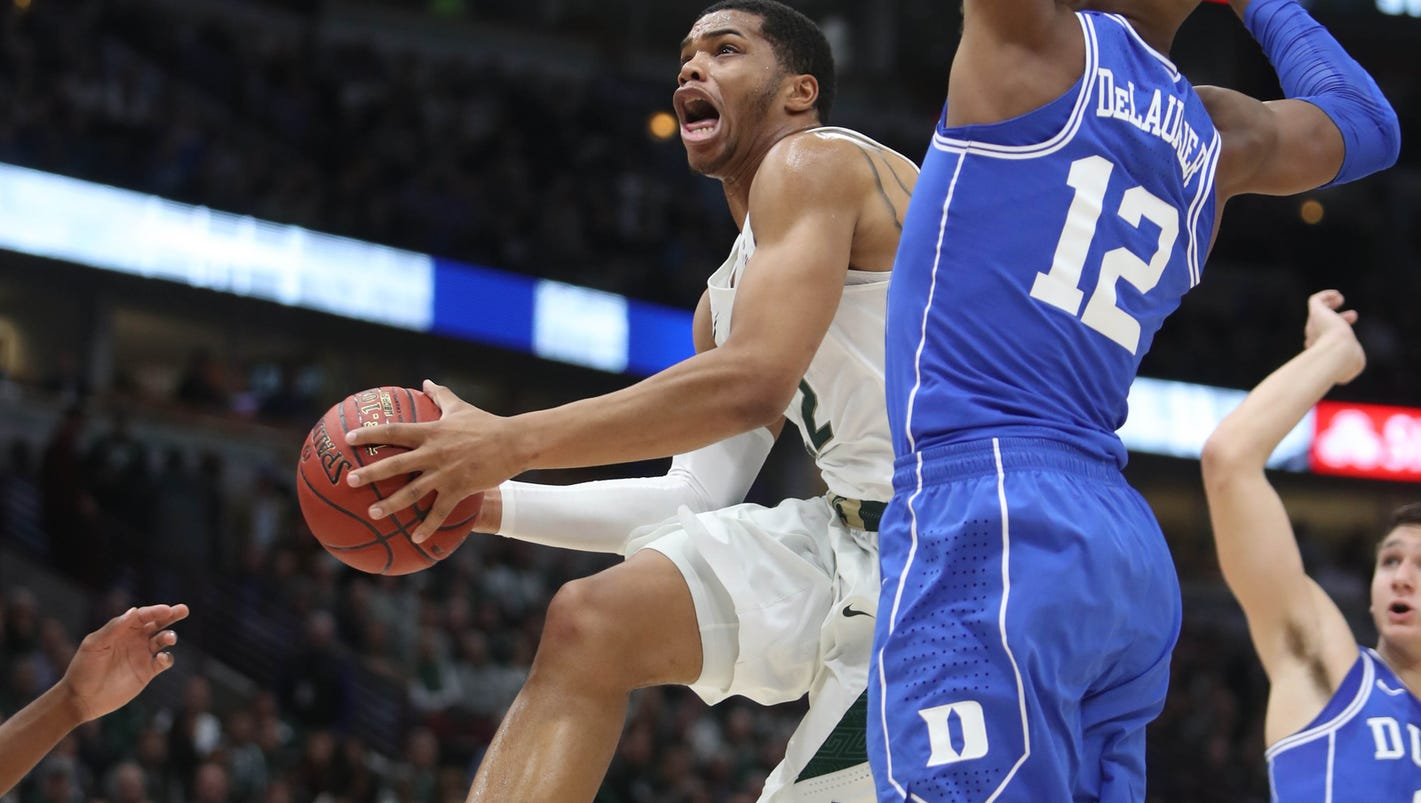Michigan State Spartans vs. Duke Blue Devils: Score updates