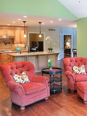 The Tour of Remodeled Homes is Saturday and Sunday.