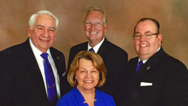 "The Space Coast Gospel Quartet will perform a free ""Old Fashioned Community Hymn Sing"" on Sunday, July 15, at Riverside Presbyterian Church in Cocoa Beach."