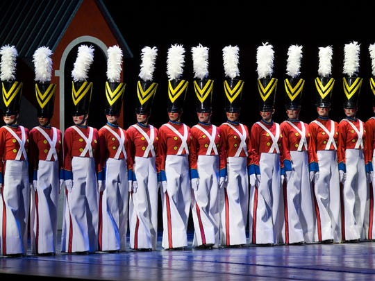Although numbers such as the Parade of the Wooden Soldiers have retained their charm over the years, the Rockettes' performances have become increasingly athletic and demanding.