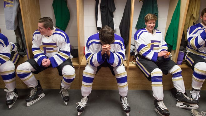 The Fort Collins and Resurrection Christian hockey teams play at 8 p.m. Friday at NoCo Ice Center.