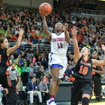 Cold shooting ends Warren Cousino's bid for repeat Class A girls title