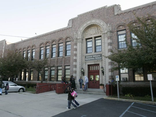 The exterior of the Edward Williams School in Mount