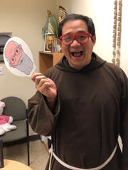 Father Tom Nguyen, a Capuchin priest, was inspired to have Capuchins design Father Solanus Casey emojis after he saw Pope Francis emojis.