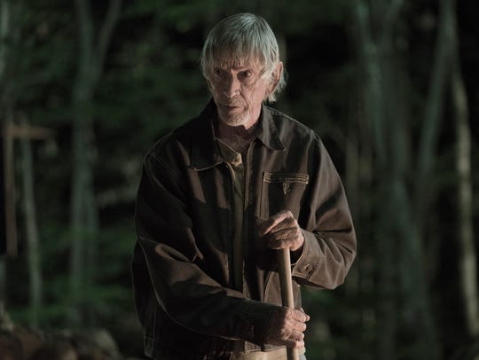 Alan Pangborn (Scott Glenn) is a familiar face for