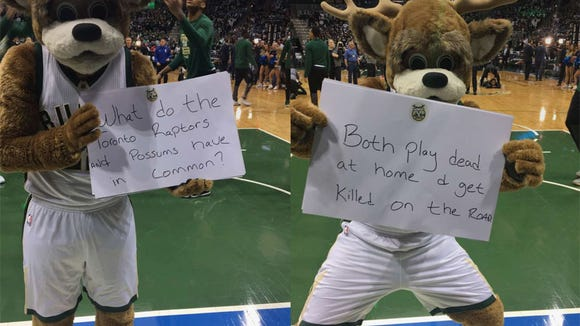 Raptors respond to all the Bucks trolling with nice Bambi tweet after Game 4 win