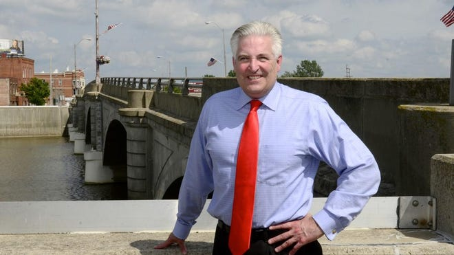 John Damschroder will be writing about economic development in Sandusky County his new column for The News-Messenger.