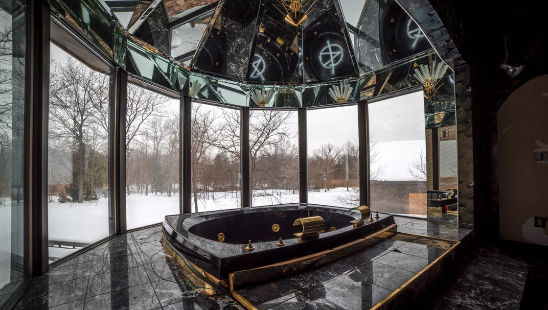 Mike Tyson Abandoned Mansion