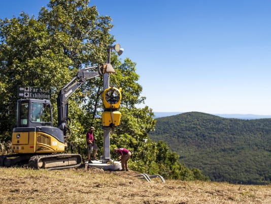 Seventeen new TechnoAlpin Fan Gun snowmakers have been added to the slopes at Whitetail Resort for this winter season. Resort operators say the state-of-the-art machines enhance the quality of manmade snow.