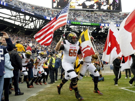 """After Maryland's 20-19 win last season, Terps head coach Randy Edsall stated, """"Let the rivalry begin."""""""