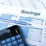 American boosted their savings rate to the highest level in three years in December.