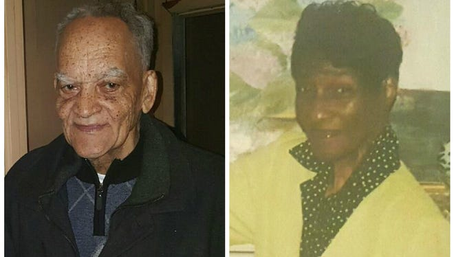 C.W. and Ruby Lee Wilson of Fayette have been reported missing. They were last seen leaving Vicksburg, bound for Jackson.