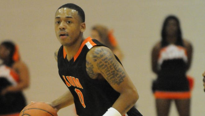 LeShaun Murphy leads the AUM men's basketball team in scoring. He is averaging 15.9 points a game.