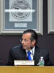 Englewood Cliffs Mayor Mario Kranjac.