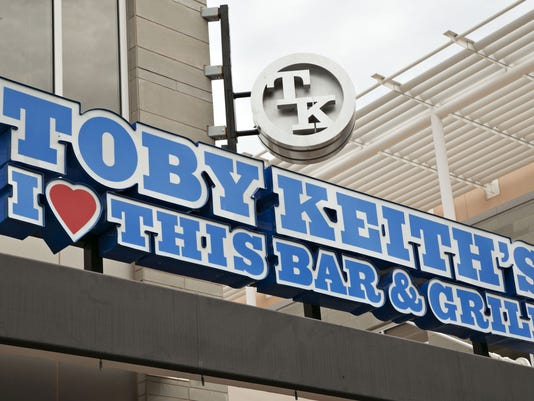 Toby Keith's I Love This Bar and Grill closings, lawsuits and liens