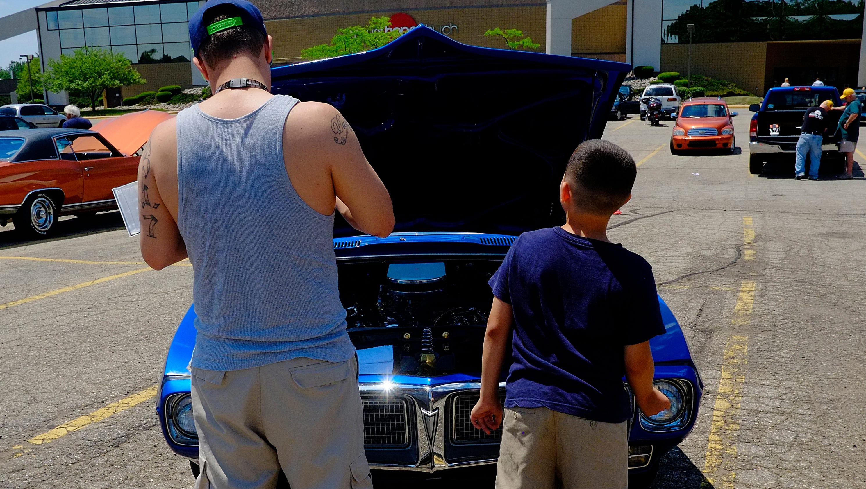car father