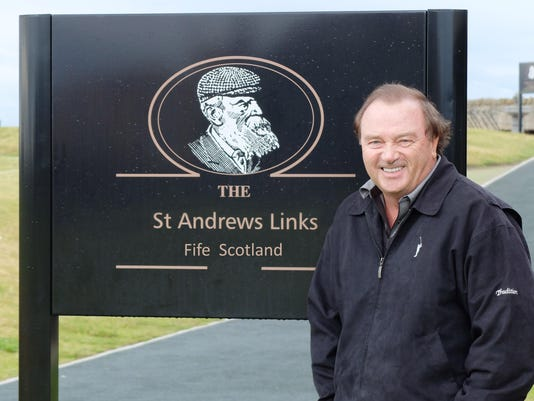 1 Clive at St Andrews