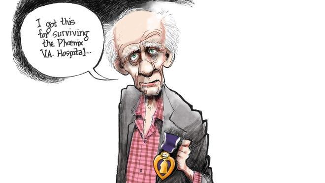 Cartoon for Dec. 13, 2016.