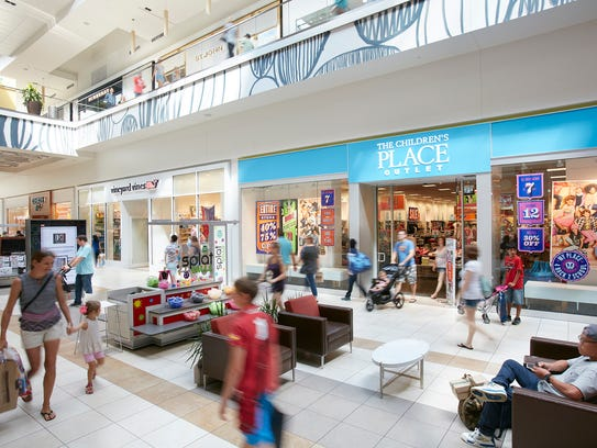 Fashion Outlets Chicago in Rosemont has a children's