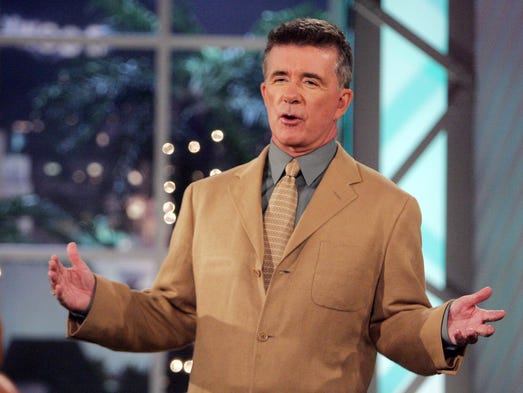 Actor Alan Thicke guest stars as Rich Ginger on 'The