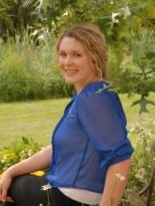 Valedictorian Whitney Baehr