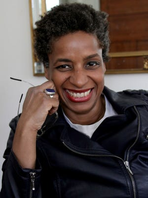 Yvonne Latty, documentarian, author and clinical professor at New York University's Arthur L. Carter Journalism Institute.