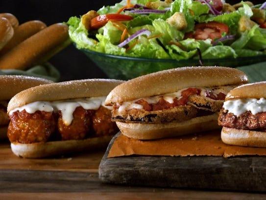 Olive Garden Breadstick Sandwiches Are Really Happening: L.A. Chef With Italian Roots Opens Palladio In Bonita Springs