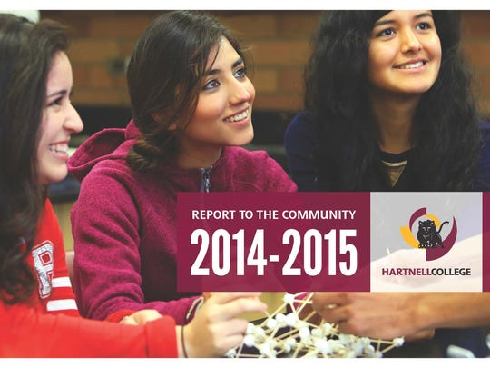 Hartnell brochure details the array of college experiences for the first-year student