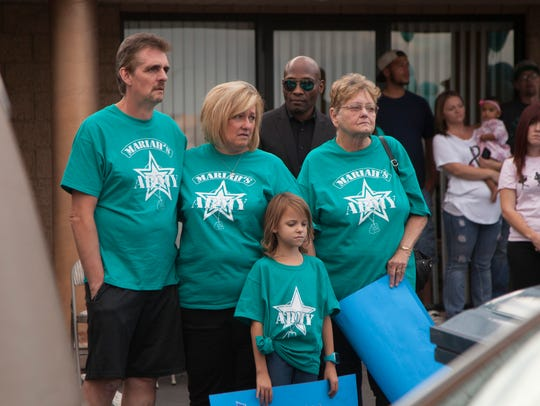 Family and friends gather to honor David Heisler as