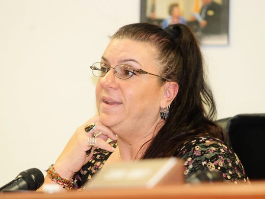 Commissioner Lori Bies said she would like to work together with the U.S. Forest Service now that she is on the Board of County Commissioners and start a new chapter at their Thursday, Jan. 12 meeting.