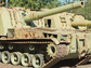This U.S. Army 8-inch self-propelled howitzer is  going up for auction