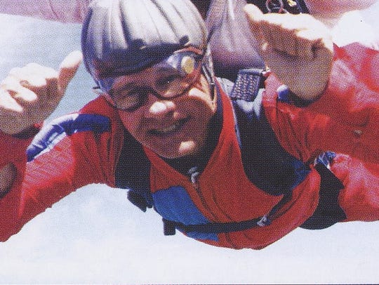 Kostella skydiving in Montana