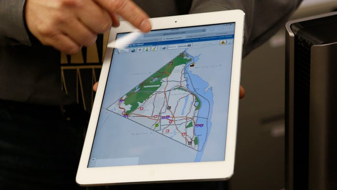 Rockland County offers an interactive mapping and information application that allows residents to proactively plan evacuation routes in case of emergencies at the Indian Point Nuclear Power Plants. It was demonstrated in December at the Fire Training Center in Pomona.