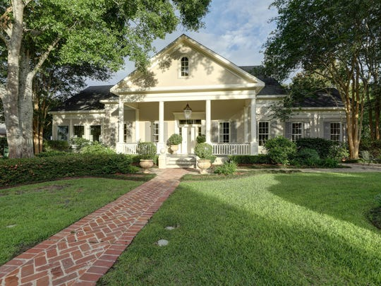 This five-bedroom, five-bath house is located at403 Doyle Drive in Lafayette. It is listed at$1,875,000.