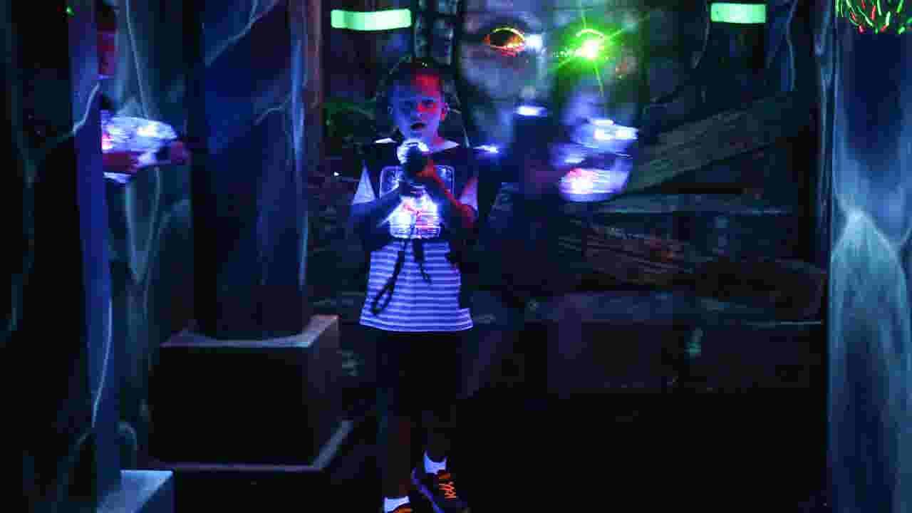 Laser Tag Arcade Opens In La Quinta