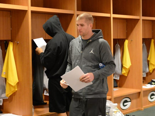 GPG Packers Locker Clean Out