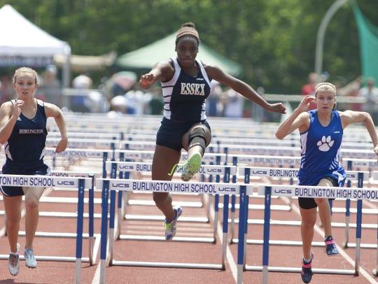 The Essex High School girls track and field program
